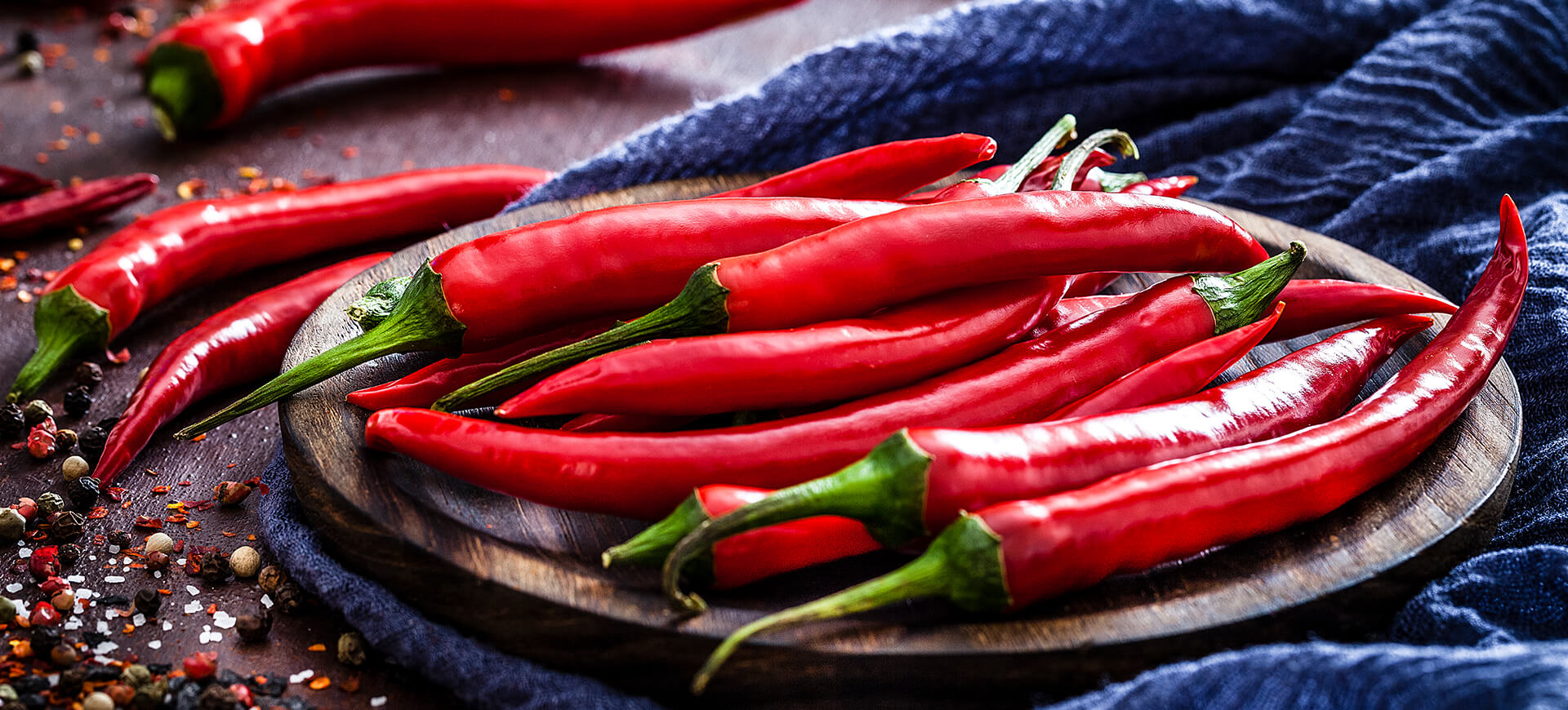Why We Love Spicy Food