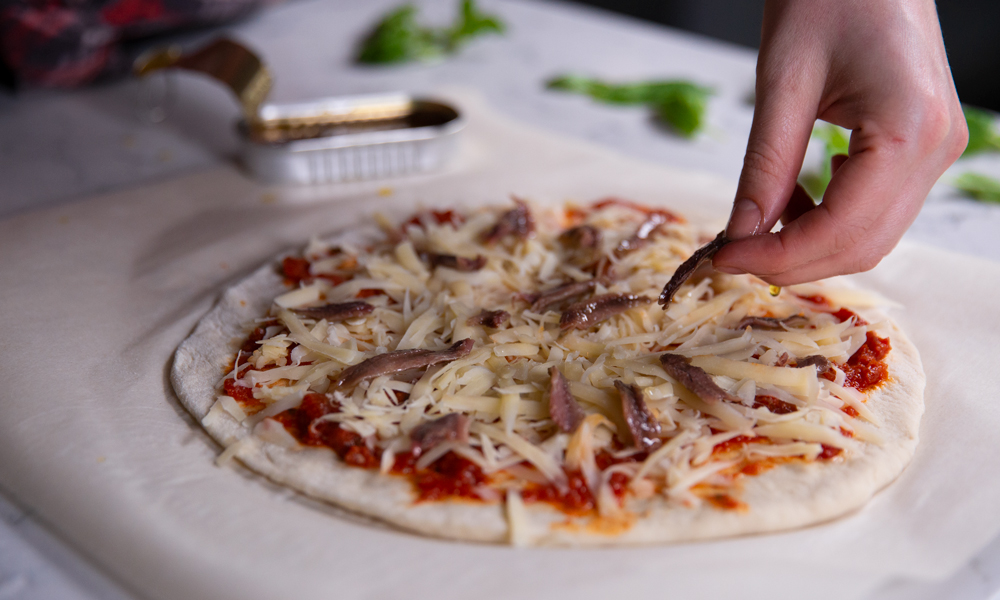 Pizza Napoli (slide 4)