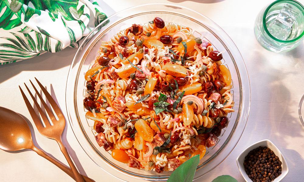 Potluck Pasta Salad 1