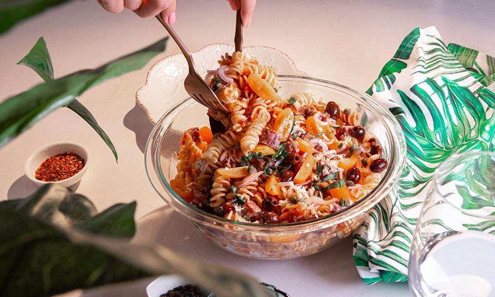 Potluck Pasta Salad 2