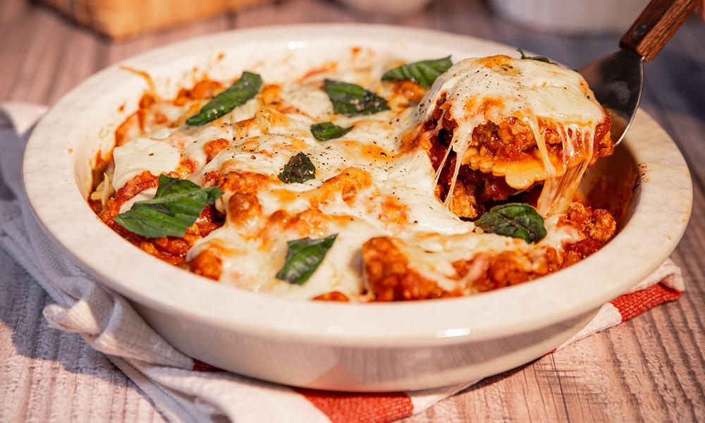 Ravioli Lasagna 1