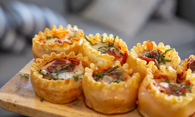 Authentica Muffin Tin Lasagna 1