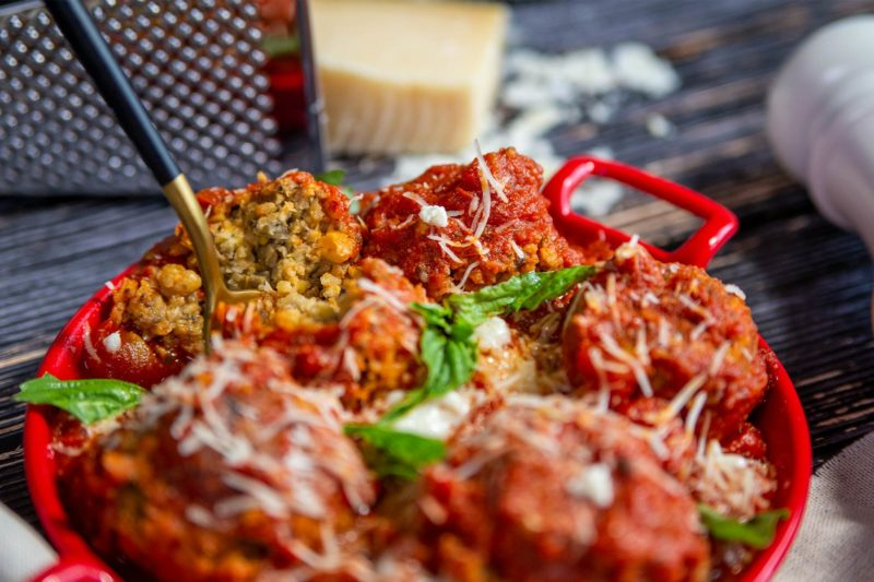 AWC Meatless Meatballs FEATURE