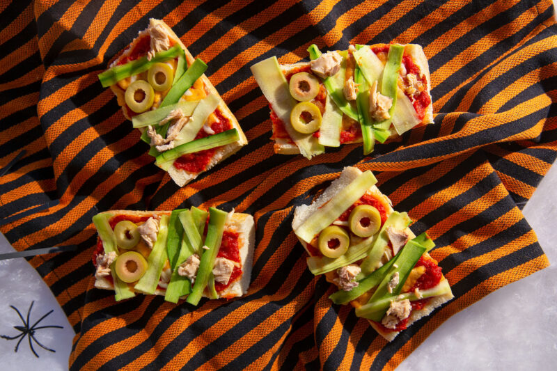 GS Mummy Pizzas Feature