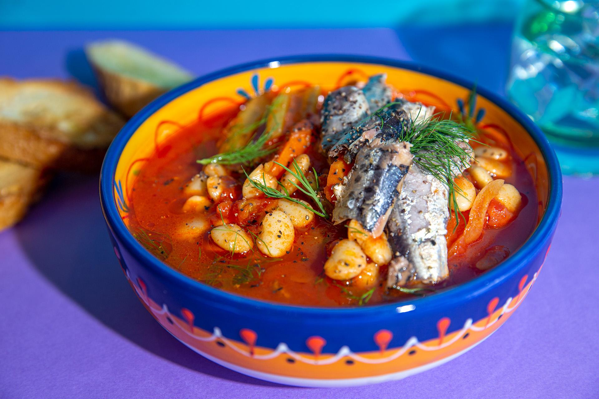 Sardine Stew
