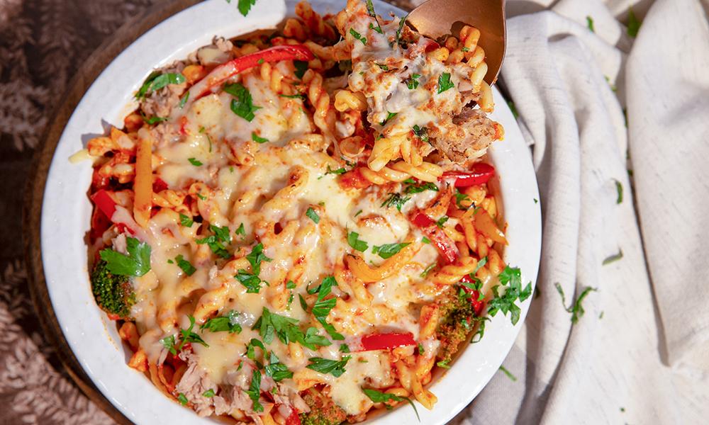 Oceans Authentica Tuna Pasta Bake 3